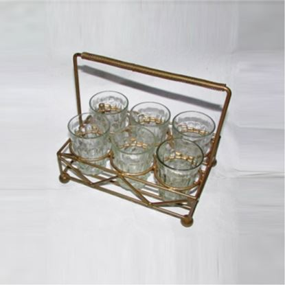 Picture of CK GLASS STAND SPRING 6 GLASS