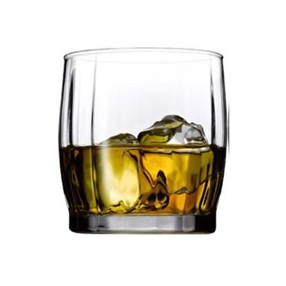 Picture of PASABAHCE DANCE WHISKY TUMBLER 36CL (42863)