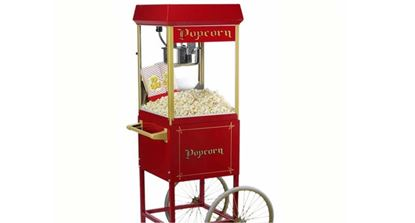 Picture of ELINVER POP CORN MACHINE DLX