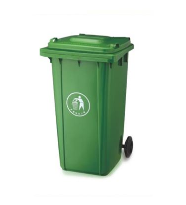 Picture of VSK ROTO DUST BIN W/WHEEL 120LTR