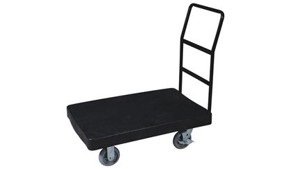 Picture of HK LUGGAGE TROLLEY PLASTIC SMALL 48X72CM