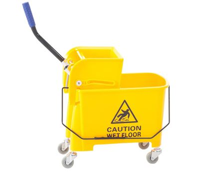 Picture of HK WRINGER (JANITOR) TROLLY ECO