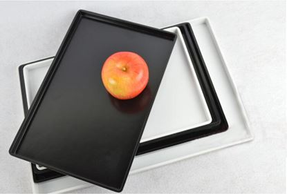 """Picture of TRAY DISPLAY 7X11X1"""" (PC) BLACK"""