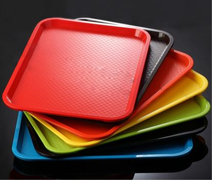 Picture of VY TRAY P.P 12X16 RED