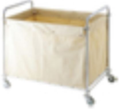 Picture of HK LAUNDRY CART RECTANGLE