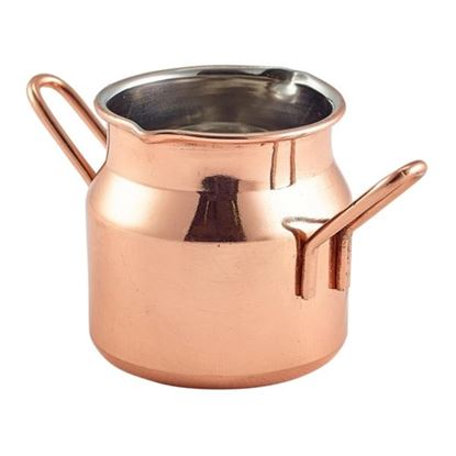 Picture of KMW MILK CAN 90ML (COPPER PLATING)