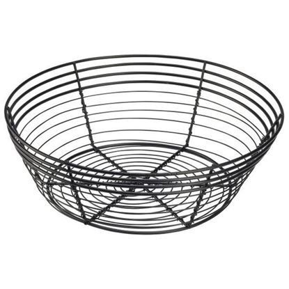 Picture of IG BREAD BASKET ROUND WIRE 25.5CM