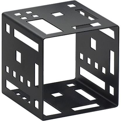 Picture of LP RISER SET CUBE (3PC) BLACK