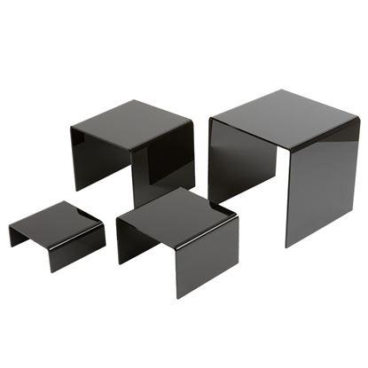 Picture of CHAFFEX ACR RISER SET (3PCS) BLACK