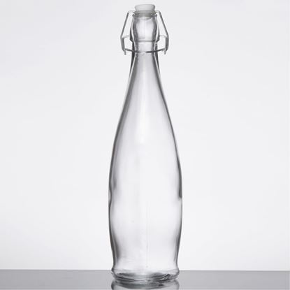 Picture of EAGLE BOTTLE ROUND 1 LTR (PLAIN)