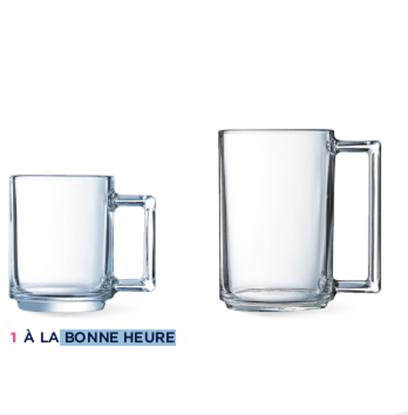 Picture of ARCOROC A LA BONNE HEURE MUG 32CL (2P)