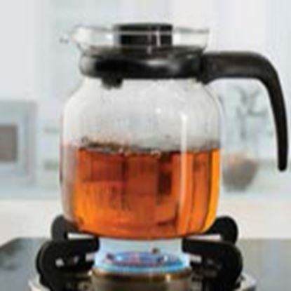 Picture of BOROSIL CARAFE W/ SS STRAINER 1L