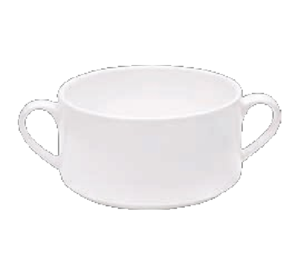 Picture of BONE-CHINA STAKO SOUP BOWL W/HANDLE