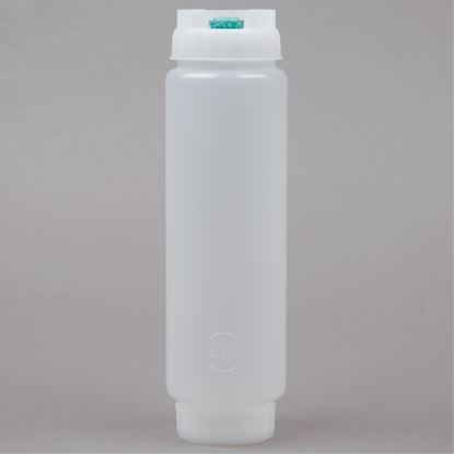 Picture of V4 FIFO BOTTLE (2 SIDE) 16OZ CLEAR