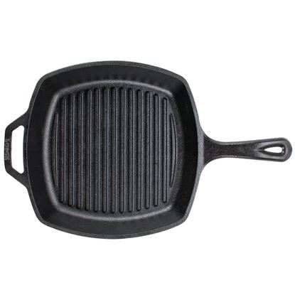 Picture of SKI CAST IRON SQUARE GRILL PAN