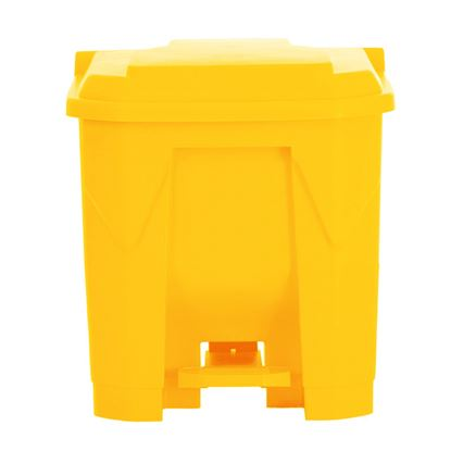 Picture of CHAFFEX PEDAL DUSTBIN PLASTIC 30L (YELLOW)