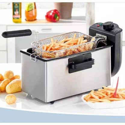 Picture for category DEEP FRYERS