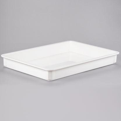 Picture of CAMBRO PIZZA DOUGH BOX 18X26X3 WHITE