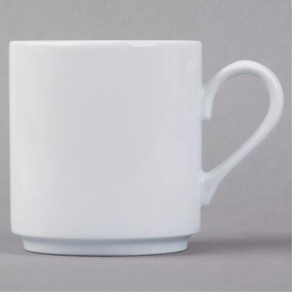 Picture of BONE-CHINA STAKO COFFEE MUG (6P)