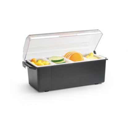 Picture of V4 CONDIMENT TRAY(4 PORTION)