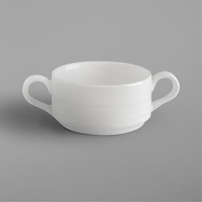 Picture of ARIANE PR SOUP BOWL 30CL W/HANDLES