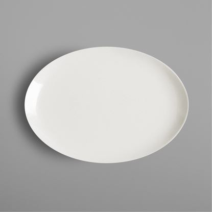 Picture of ARIANE COUPE OVAL PLATE 32CM