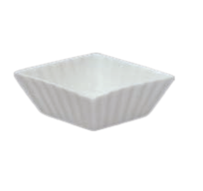 Picture of BONE-CHINA BRULEE SQ BOWL