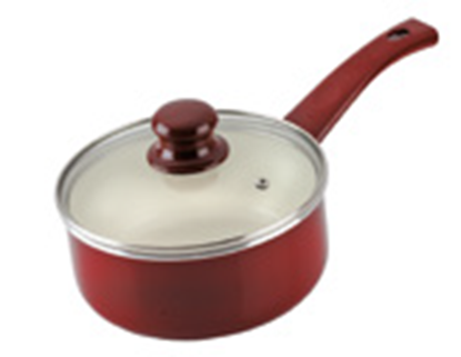 Picture of ALDA 3PLY SAUCE PAN 14CM