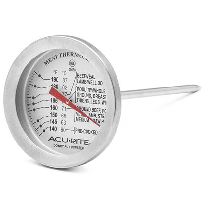 Picture of CHAFFEX THERMOMETER ANALOG ROUND