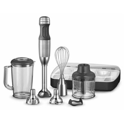 Picture of KITCHEN-AID CLASSIC HAND BLENDER WHITE-80242