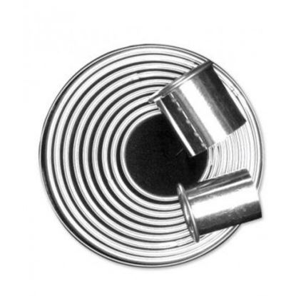 Picture of CHAFFEX COOKIE CUTTER ROUND SS 12 IN 1 PLAIN