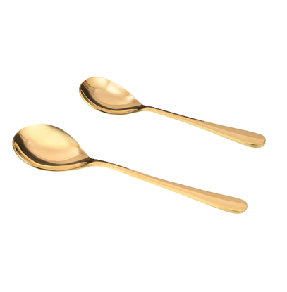 Picture of LACOPPERA BRASS SERVING SPOON XL