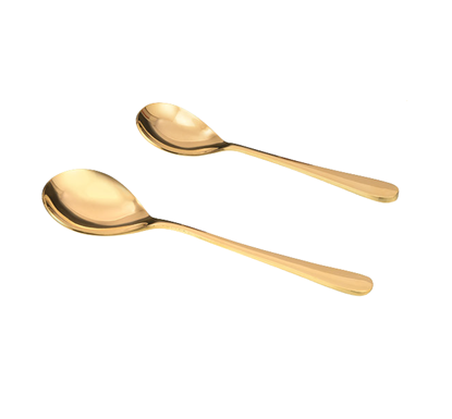 Picture of LACOPPERA BRASS SERVING SPOON