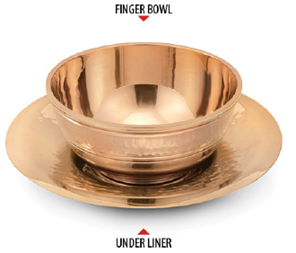 Picture of LACOPPERA BRZ FINGER BOWL