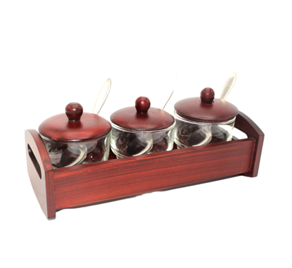 Picture of KVG PICKLE SET BL 3 CUP