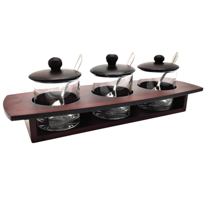 Picture of KVG PICKLE SET OVAL 3 CUP
