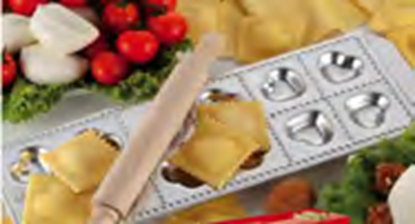 Picture of IMPERIAL RAVIOLAMP CUORICINI MOULD