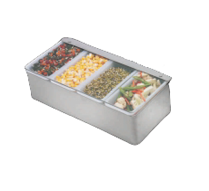 Picture of KMW CONDEMENT DISPENSER 4PTS W/LID