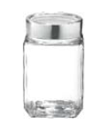 Picture of TR CUBE JAR 310ML (6PC)