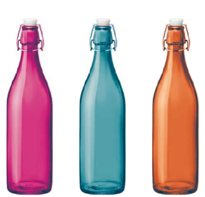 Picture of TR GIARA GLASS BOTTLE