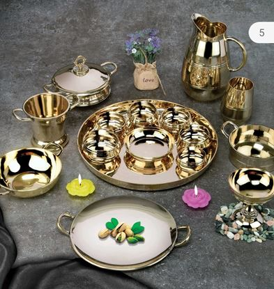 Picture for category BRONZE CROCKERY