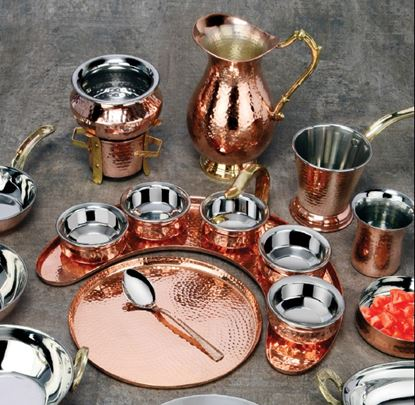 Picture for category COPPER CROCKERY