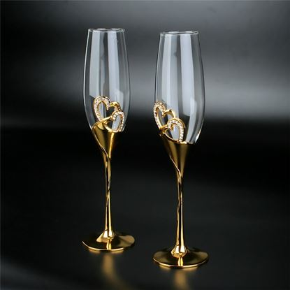 Picture for category FLUTE GLASSES